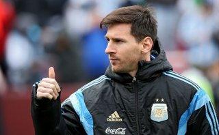 "Lionel Messi: ""Me merezco la Copa América"""