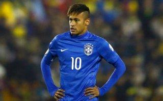 """Neymar luego de su expulsión: """"Usan las reglas contra mí"""""""