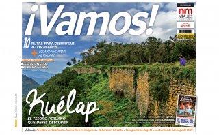 Rutas maravillosas en la nueva edición de tu revista ¡Vamos!