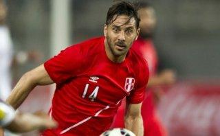Perú: Claudio Pizarro jugará en lugar de Farfán y será capitán