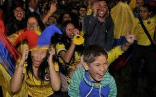Copa América: un muerto y heridos en celebraciones en Colombia