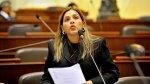 Karina Beteta es reconocida como congresista en lugar de Yovera - Noticias de vacancia
