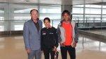 Inés Melchor reconoce ruta de maratón para Juegos Panamericanos - Noticias de juegos panamericanos