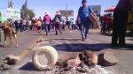 Pobladores de La Joya levantaron huelga indefinida - Noticias de ana trevino