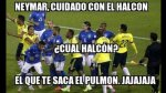Brasil vs. Colombia: los memes que dejó la caída del 'Scratch' - Noticias de mundial brasil 2014