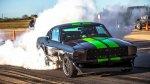 YouTube: Mustang eléctrico no tiene rivales en piques - Noticias de mustang