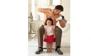 Día del Padre: ¿peinar no es asunto de los papás?