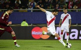 Pizarro: este gol le dio triunfo a Perú ante Venezuela (VIDEO)