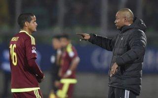 """Técnico de Venezuela: """"Perú anotó en la única que tuvo"""""""