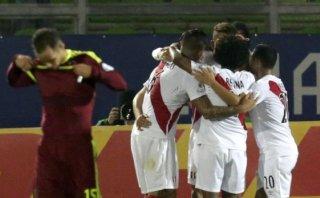 Selección peruana: cinco detalles del triunfo ante Venezuela