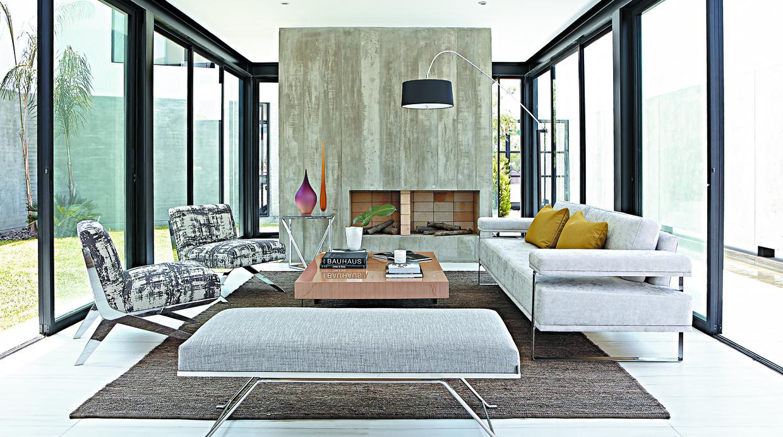 En Tono Plata Dale A Tu Casa Una Look Elegante Con Este Color  # Muebles Ferrini