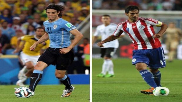 Uruguay empató 1-1 con Paraguay