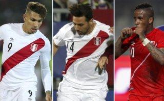 Paolo, Pizarro y Farfán: tres en busca del récord de Cubillas