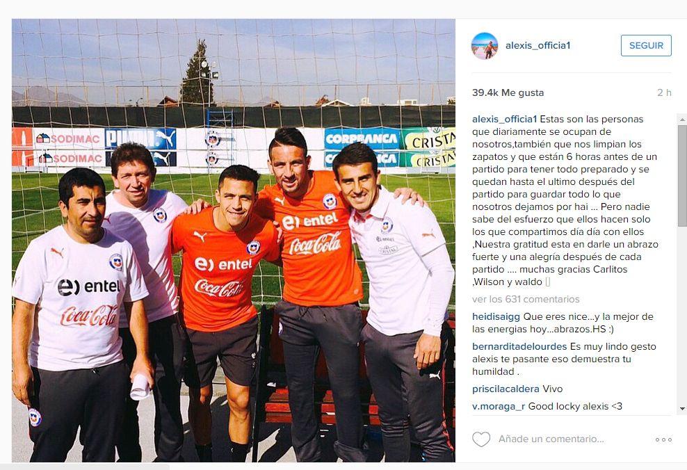 Sánchez publicó esta foto en sus redes. (Foto: Instagram)