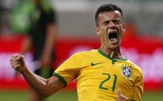 Philippe Coutinho, el encargado de reemplazar a Neymar