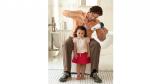 Día del Padre: ¿peinar no es asunto de los papás? - Noticias de frases sexuales