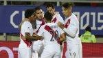 Perú venció 1-0 a Venezuela y sigue con vida en Copa América - Noticias de selección infantil
