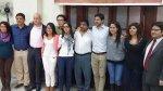 Tejada y Arbizu invocan a unidad a los movimientos de izquierda - Noticias de marite bustamante