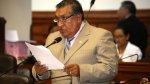 Rofilio Neyra, otro caso pendiente del Congreso - Noticias de erasmo reyna