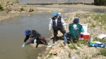 ANA tomó muestras de río Mantaro cerca de botadero de basura - Noticias de residuos hospitalarios