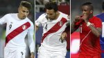 Paolo, Pizarro y Farfán: tres en busca del récord de Cubillas - Noticias de teófilo cubillas