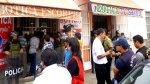 Cierran 6 boticas de Chiclayo que vendían medicinas adulteradas - Noticias de hospital de la solidaridad