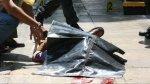 Comas: matan a balazos a sujeto en presunto ajuste de cuentas - Noticias de nikol sinchi