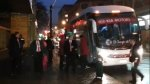 Selección peruana llegó a Temuco en medio de fuerte lluvia - Noticias de valparaiso