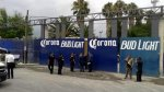 México: 10 muertos en ataque armado en cervecería de Nuevo León - Noticias de omar trevino