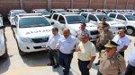 Mininter anuncia S/.500 mlls. para equipar a la PNP - Noticias de penal cambio puente