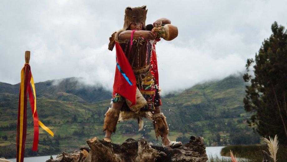 Así fue la celebración del Sóndor Raymi en Andahuaylas [FOTOS]