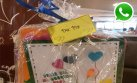 WhatsApp: buscan a dueño de regalo perdido por el Día del Padre