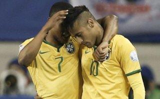 Neymar: la ausencia de Brasil y la rivalidad con Colombia