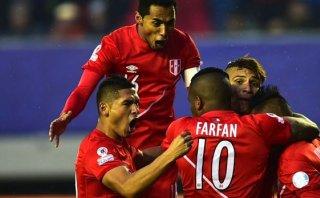 Perú con Farfán ya podría tener el 11 definido ante Colombia