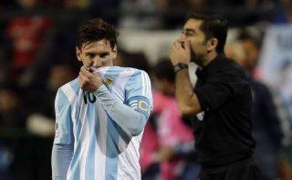 Lionel Messi y sus palabras tras opaco partido de Argentina