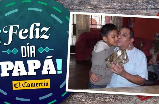 Día del Padre: lectores comparten fotos con sus papás