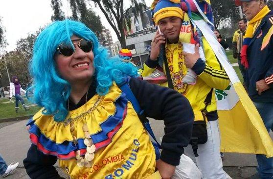 Perú vs. Colombia: así se vive la previa del decisivo choque