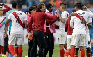 """Jugadores de Perú entusiasmados: """"Queremos llegar a la final"""""""