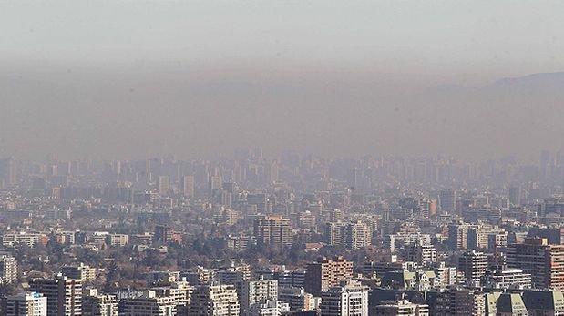 """Chile: Decretan """"emergencia ambiental"""" en Santiago por polución"""