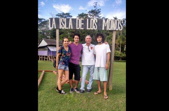 Lectores de ¡Vamos! compartieron sus fotos por el Día del Padre