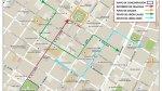 Centro de Lima: conoce los desvíos de hoy por festival - Noticias de gerencia de transporte urbano