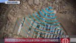 Detectan antena para celular frente al penal de Lurigancho - Noticias de inpe