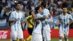Un deslucido Argentina venció 1-0 a Jamaica en la Copa América - Noticias de simon romero