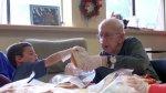 YouTube: instalan guardería en una residencia de ancianos - Noticias de niños con discapacidad