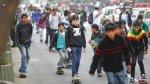 Desvíos en Breña y Cercado de Lima por competencia de skate - Noticias de las vegas