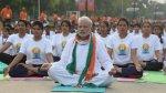 El mundo celebra el primer Día Internacional del Yoga - Noticias de mauricio levy