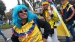 Perú vs. Colombia: así se vive la previa del decisivo choque - Noticias de anibal calle