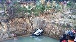 Cajamarca: cuatro miembros de una familia mueren en accidente - Noticias de victor saldana