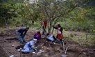 Fiscalía de Ayacucho exhumó restos hallados en fosa