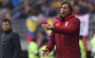 Gareca: elegido mejor técnico de primera fase de Copa América